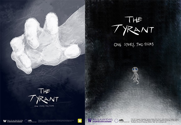 The Tyrant Official Poster