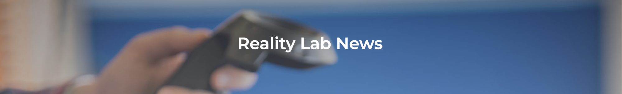 Reality Lab
