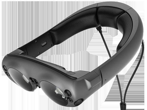 Magic Leap One headset